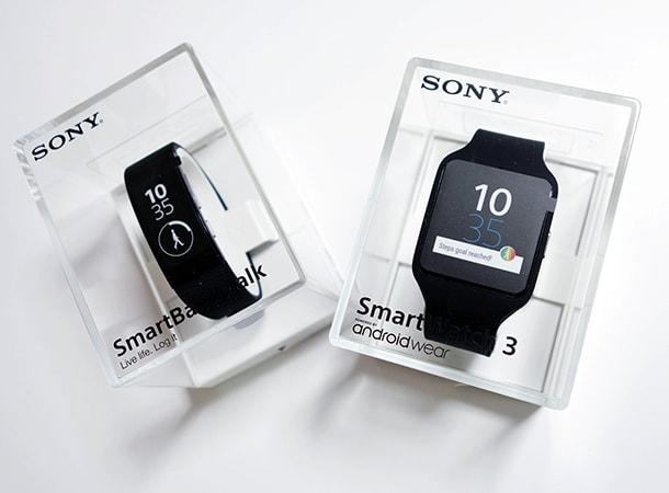 Sony スマート ウォッチ