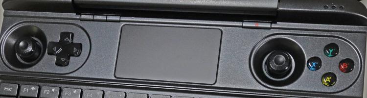 GPD Win Max を買いました -image